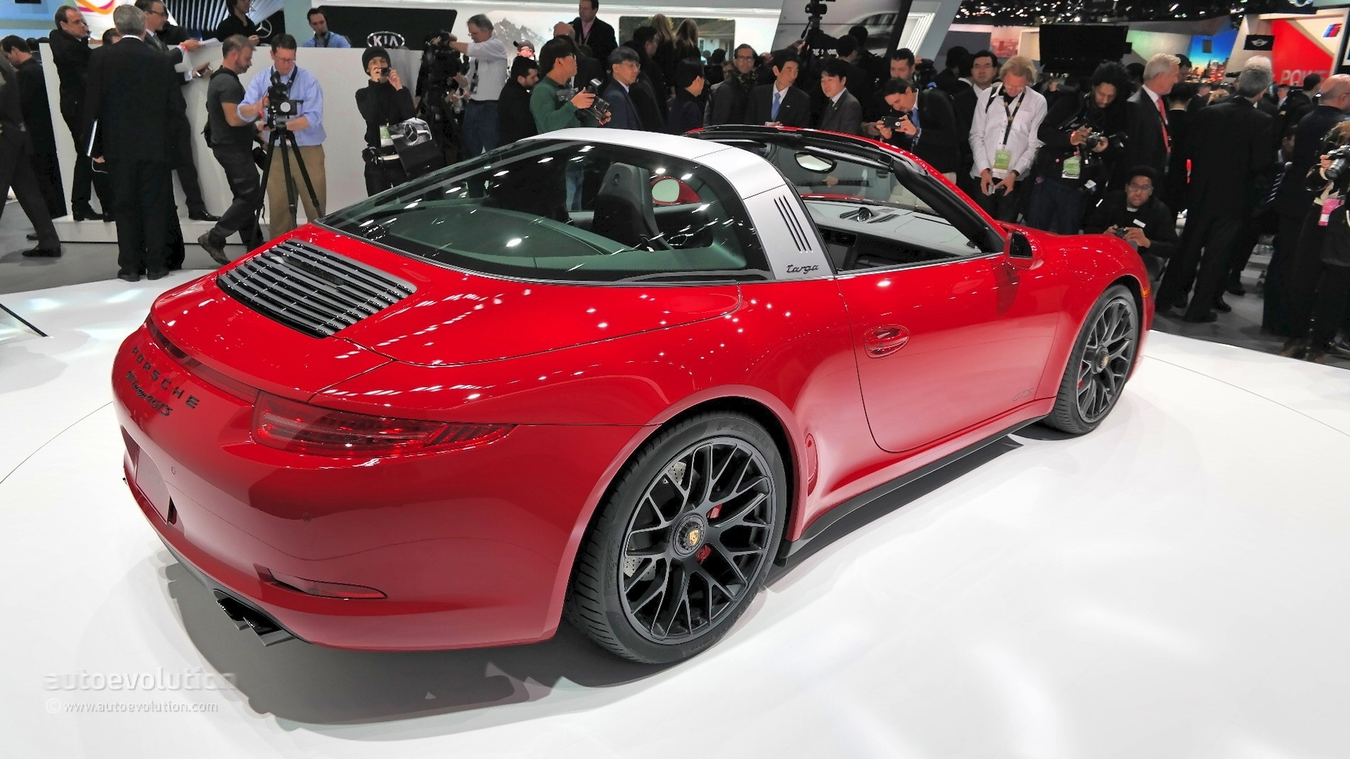 Porsche Confirms Turbo Engines For 911 Range Hybrid 911
