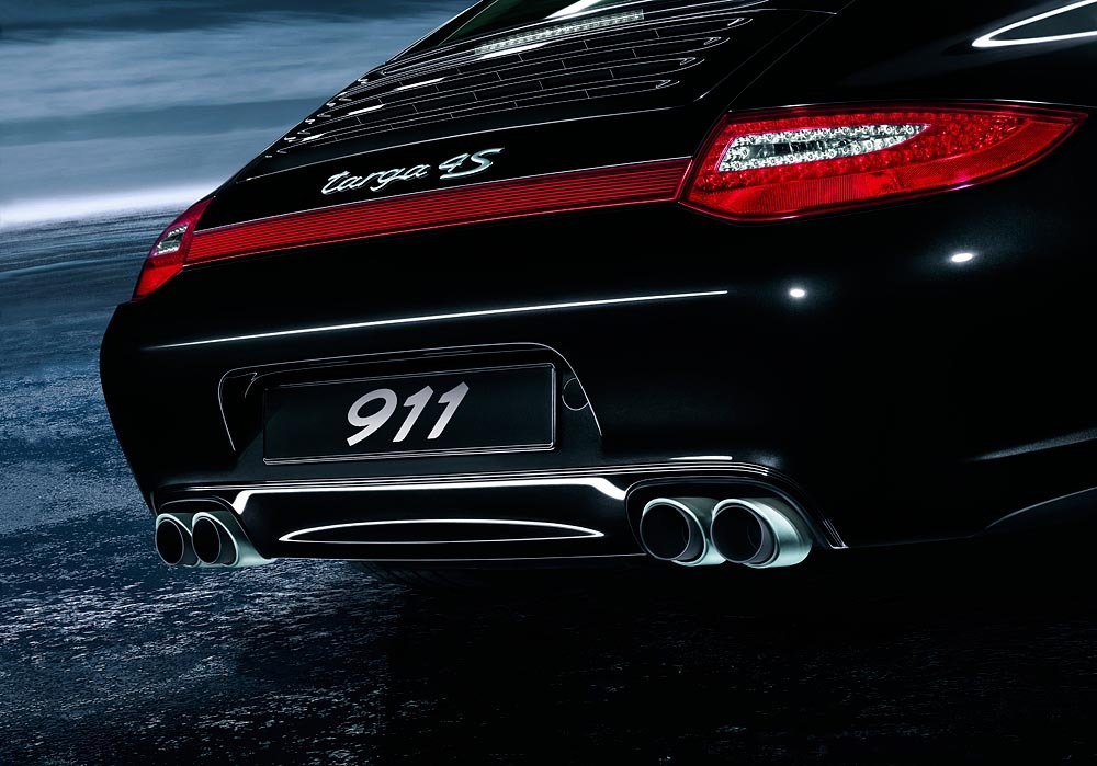 Porsche Debuts New Sports Exhaust System For 911 Carrera And Targa 4