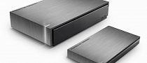 Porsche Design and LaCie Launch New Generation Hard Drives