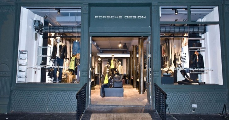 Porsche Design Introduces SoHo Flagship Store