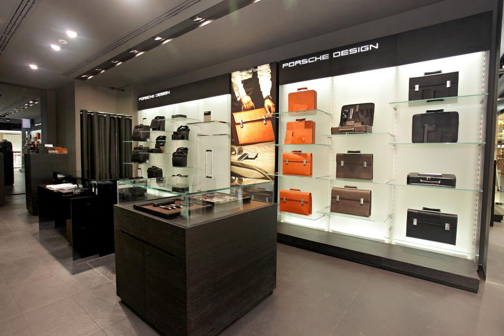 Porsche Design Opens 100th Store Autoevolution