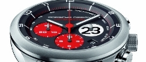 Porsche Design Unveils Dashboard Le Mans 1970 LE Watch