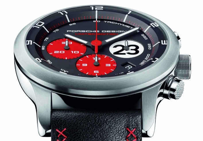 09bfb982b Porsche Design Unveils Dashboard Le Mans 1970 LE Watch - autoevolution