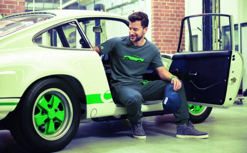 Porsche Driver S Selection Unveils New Collection Inspired By The 1973 Carrera Rs 2 7