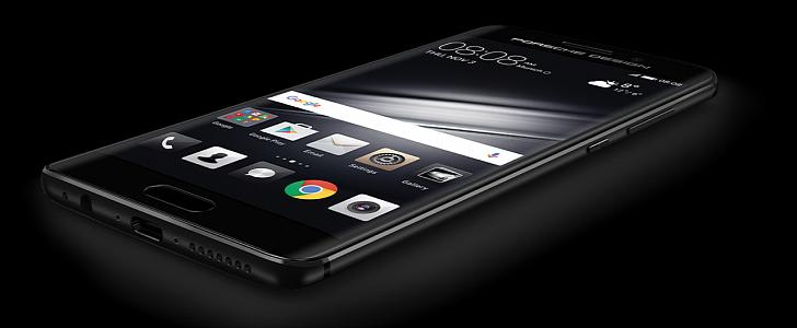 Porsche design unveils new smartphone it s a huawei mate
