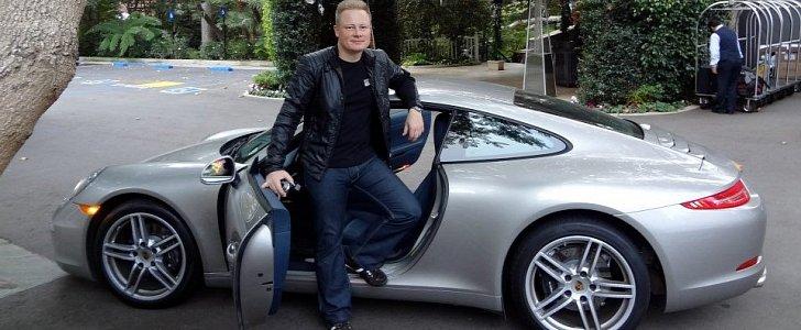 Porsche designer becomes head of lamborghini styling for Huston motors used cars
