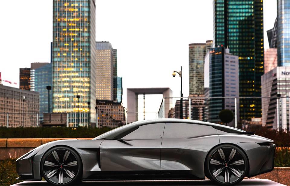 Porsche Electric Concept Cars Storm Paris in 1:3 Scale Form, Taunt ...