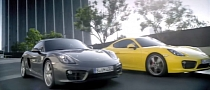 Porsche Explains the Design of the 2014 Cayman [Video]