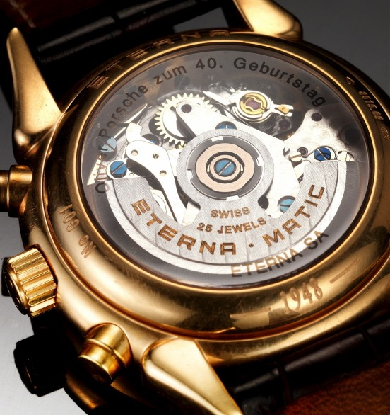 Porsche Family Watch Collection To Be Auctioned
