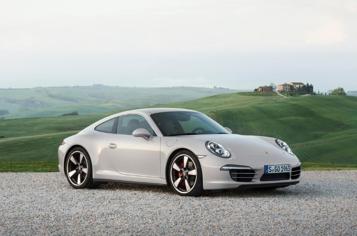 Porsche Introduces 50 Years of 911 Anniversary Package