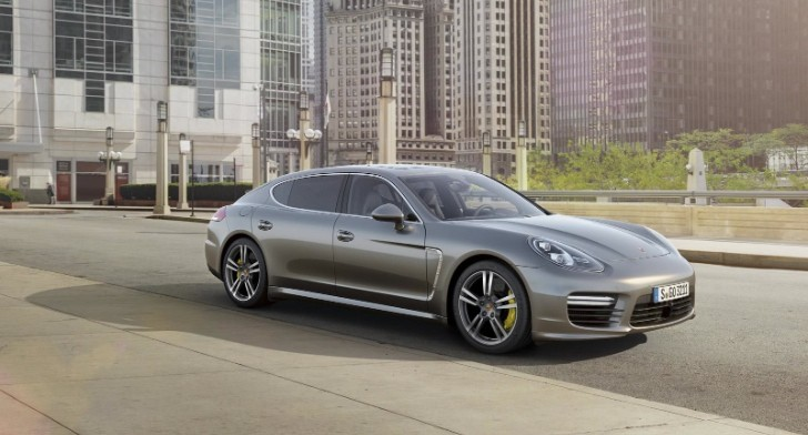 Porsche Launches 2014 Porsche Panamera Turbo S Facelift