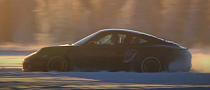 Porsche Launches Mesmerizing Video of New 911 Testing in the Arctic