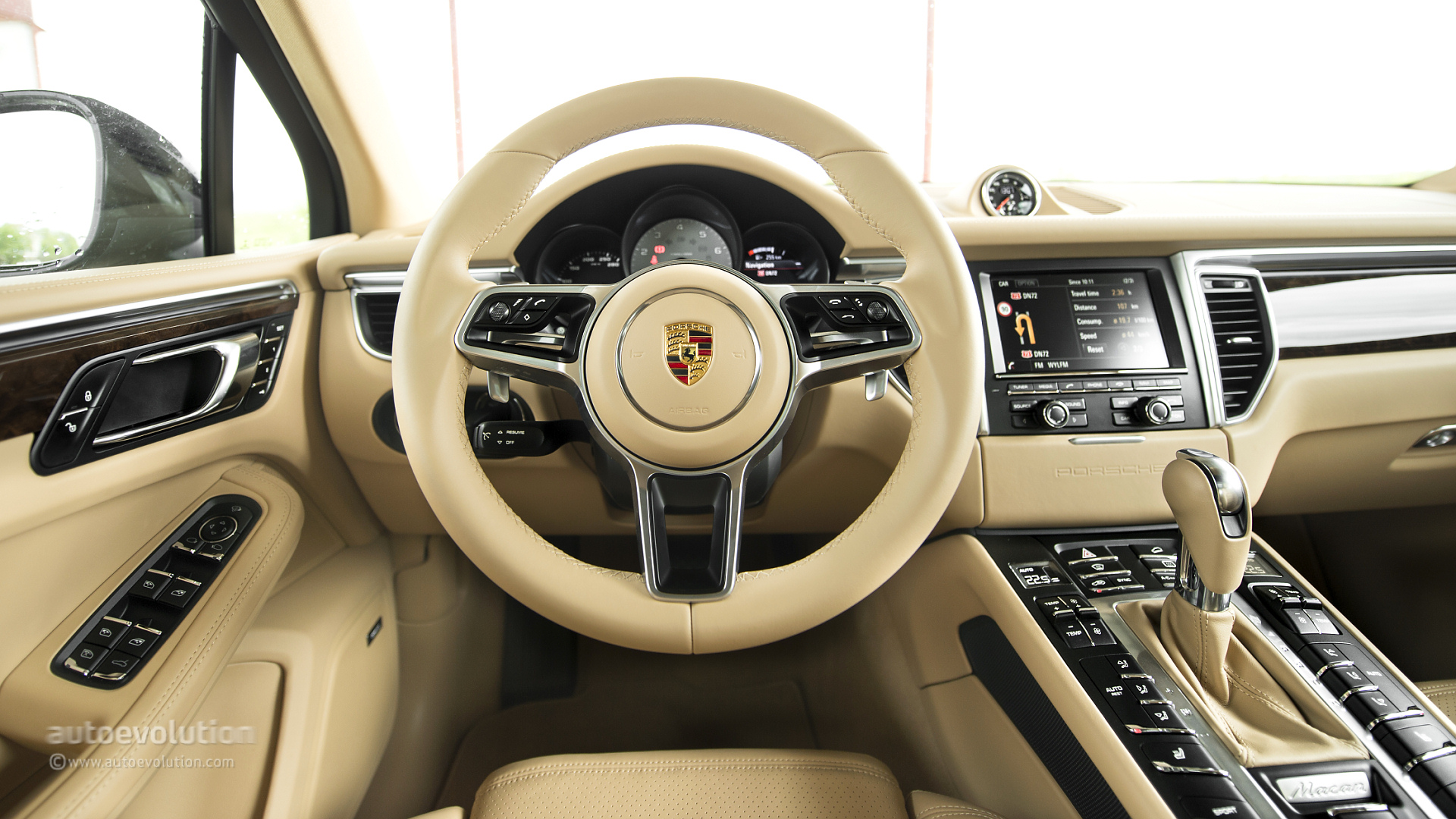 ... . We only receive three dials, like in the Boxster and Cayman