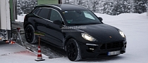 Porsche Macan to be Unveiled at the Los Angeles Auto Show
