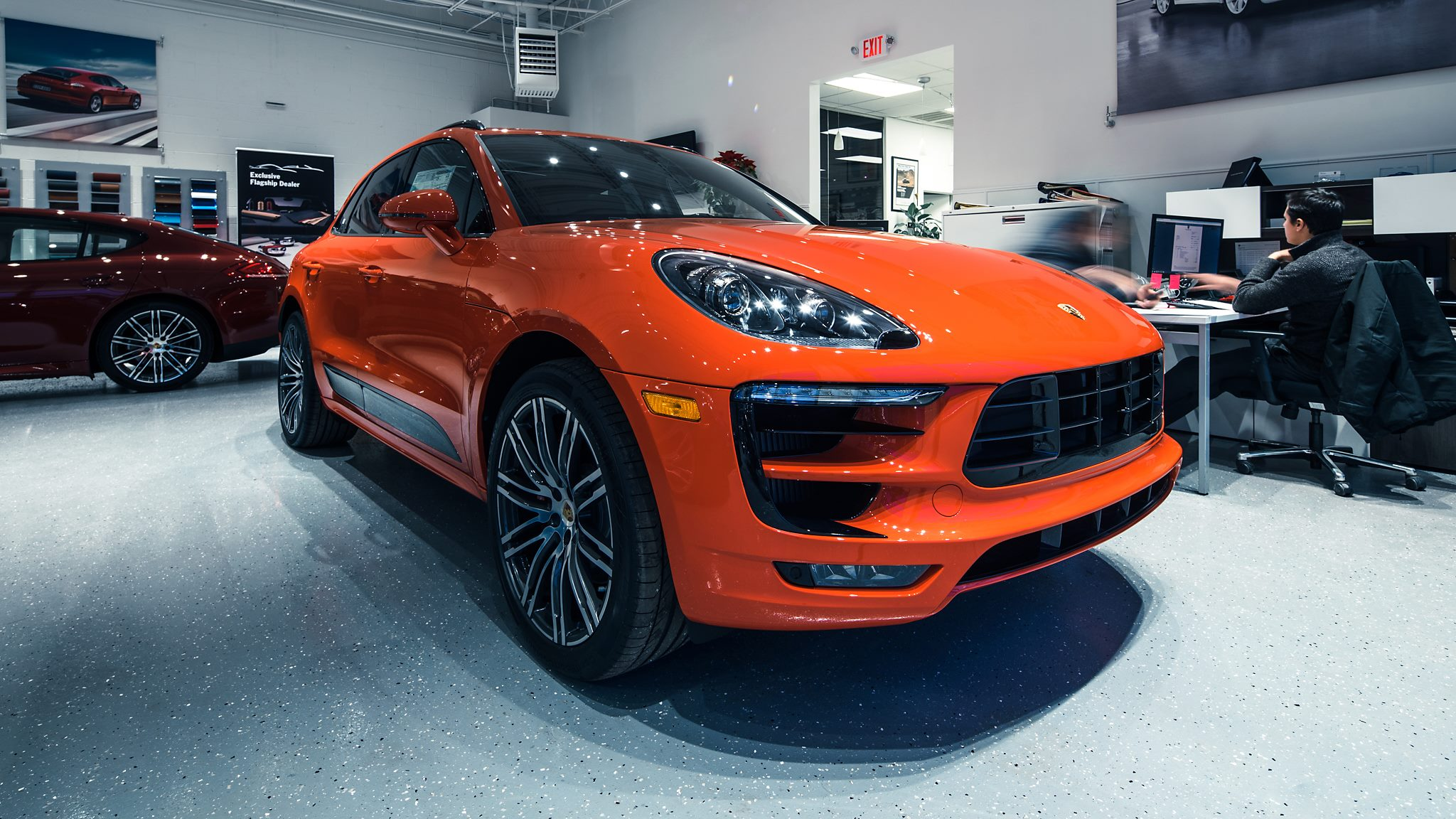 2018 porsche macan red. Simple Red 8 Photos Throughout 2018 Porsche Macan Red Z