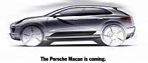 Porsche Macan Video Teaser Released