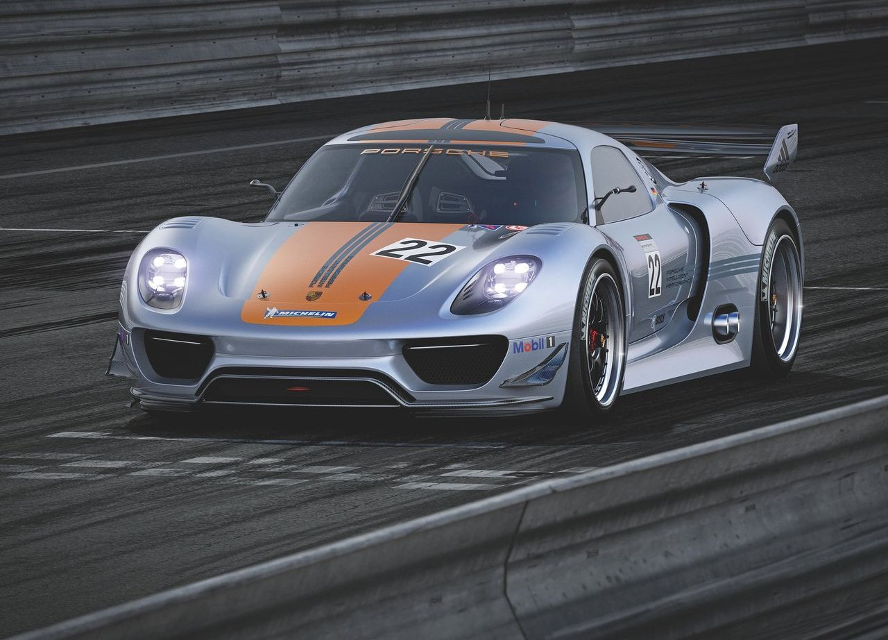 Porsche Might Develop Flat-8 Engine - autoevolution