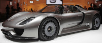 Porsche Might Reveal 600 HP Mid-Engined Supercar in Detroit