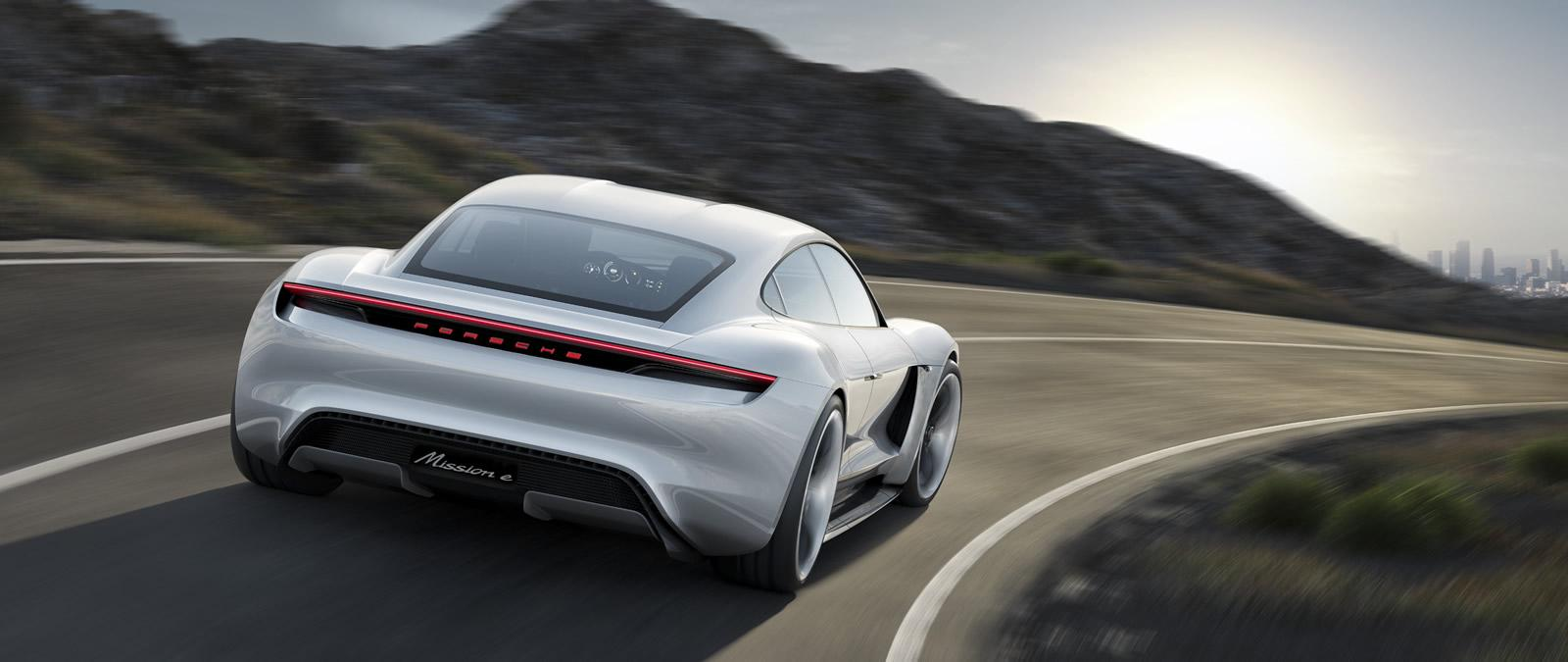 Porsche Mission E To Get Competitive 85 000 Starting Price In The