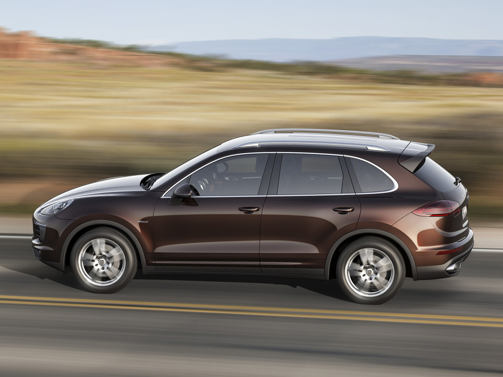 Porsche North America to Sell Fixed Cayenne Diesel SUVs as Used Cars ...