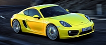 Porsche Officially Reveals First Photos of All-New Cayman