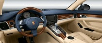 Porsche Panamera Customization Options Released