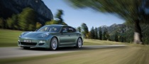 Porsche Panamera Diesel UK Pricing and Details Announced [Gallery]