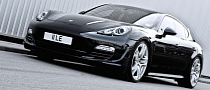 Porsche Panamera Gets Super Sport Wide Body Kit from Kahn