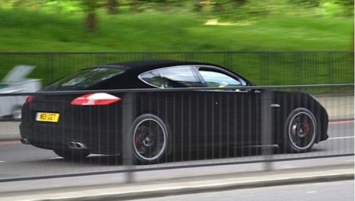 Porsche Panamera Gets Wrapped in Velvet [Photo Gallery] [Video]