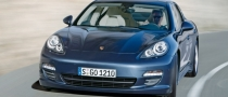 Porsche Panamera Goes to Monterey Classic Car Week