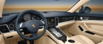 Porsche Panamera Interior Officially Revealed