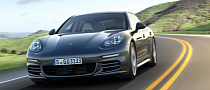 Porsche Panamera S and 4S Get 3.0L Biturbo with 420 HP