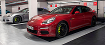 Porsche Panamera S E-Hybrid Gets £5,000 Deduction from UK Government