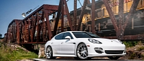 Porsche Panamera S on ADV.1 Wheels [Photo Gallery]