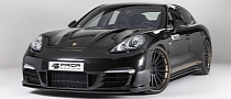 Porsche Panamera Turbo Prior600 by Prior Design [Photo Gallery]