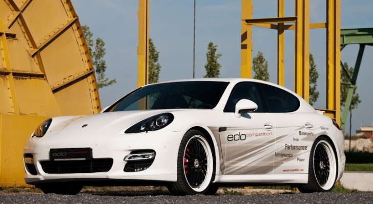 Porsche Panamera Turbo S by Edo Goes into Supercar Territory