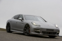 The Sportec SP560, a Swiss incarnation of the Porsche Panamera Turbo