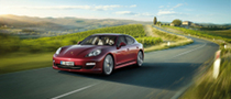 Porsche Panamera V6 and Panamera 4 V6 World Premiere in Beijing