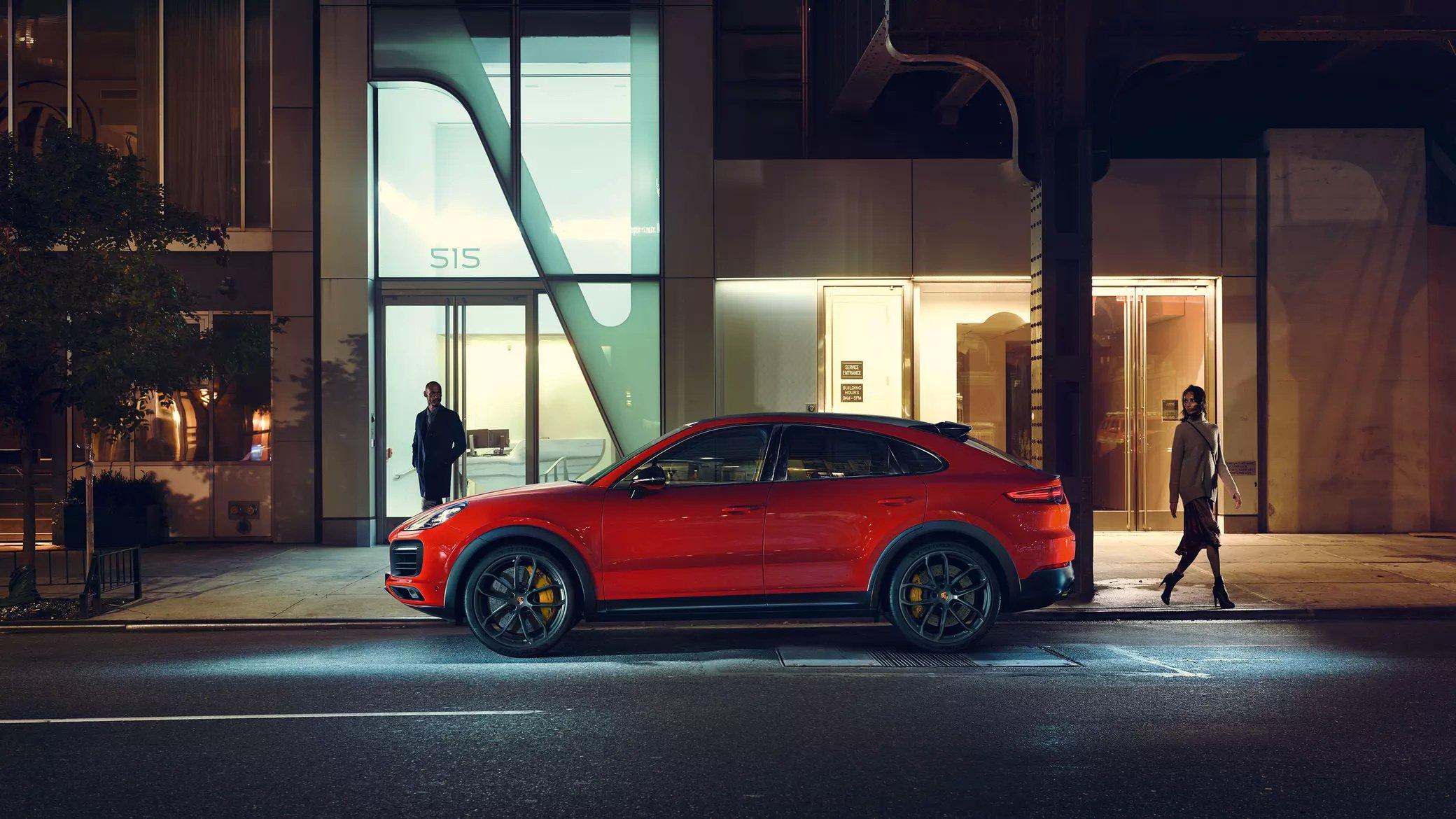 Porsche Preparing To Reveal Cayenne Turbo S E Hybrid