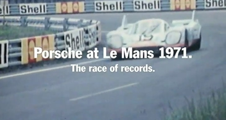 "Porsche Previews Le Mans Comeback with ""Race of Records"" [Video]"