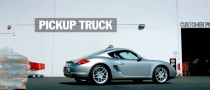 Porsche Promotes the Practical Side of Its Sportscars