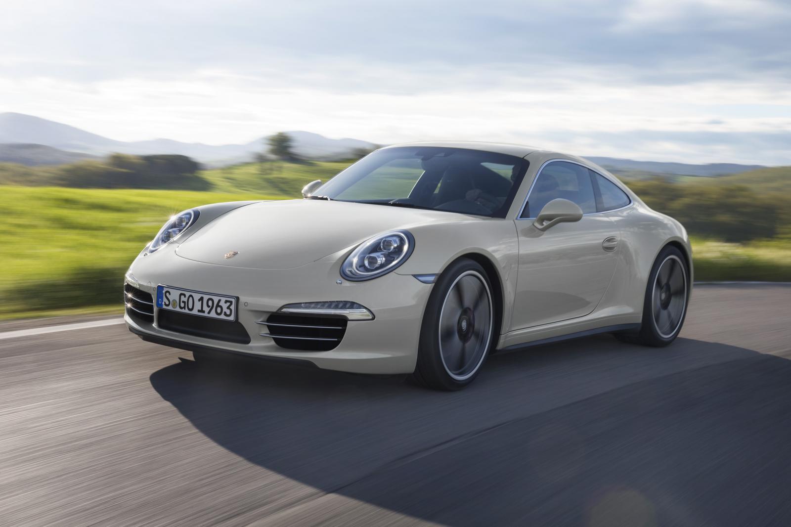 11 Photos Porsche 911 50th Anniversary