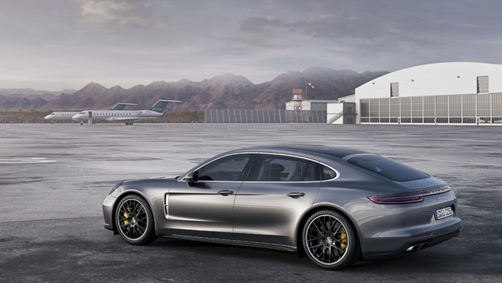 Porsche Recalls All Current Generation Panameras For Power