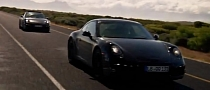 Porsche Releases Epic Video of New 911 Testing