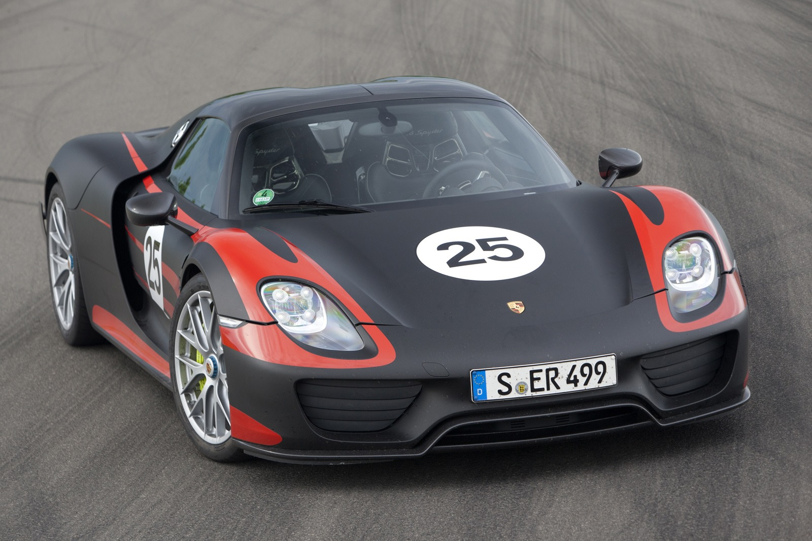 Porsche Releases New 918 Spyder Technical Details Autoevolution Engine Diagram