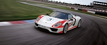 Porsche Releases Updated 918 Spyder Performance Numbers, Nurburgring Time Unchanged