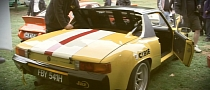 Porsche Remembers the 914-6 GT [Video]