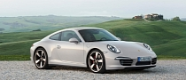 Porsche Reveals 911 50 Years Special Edition [Photo Gallery]