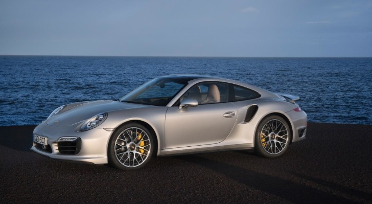 Porsche Reveals New 911 Turbo and Turbo S [Photo Gallery]