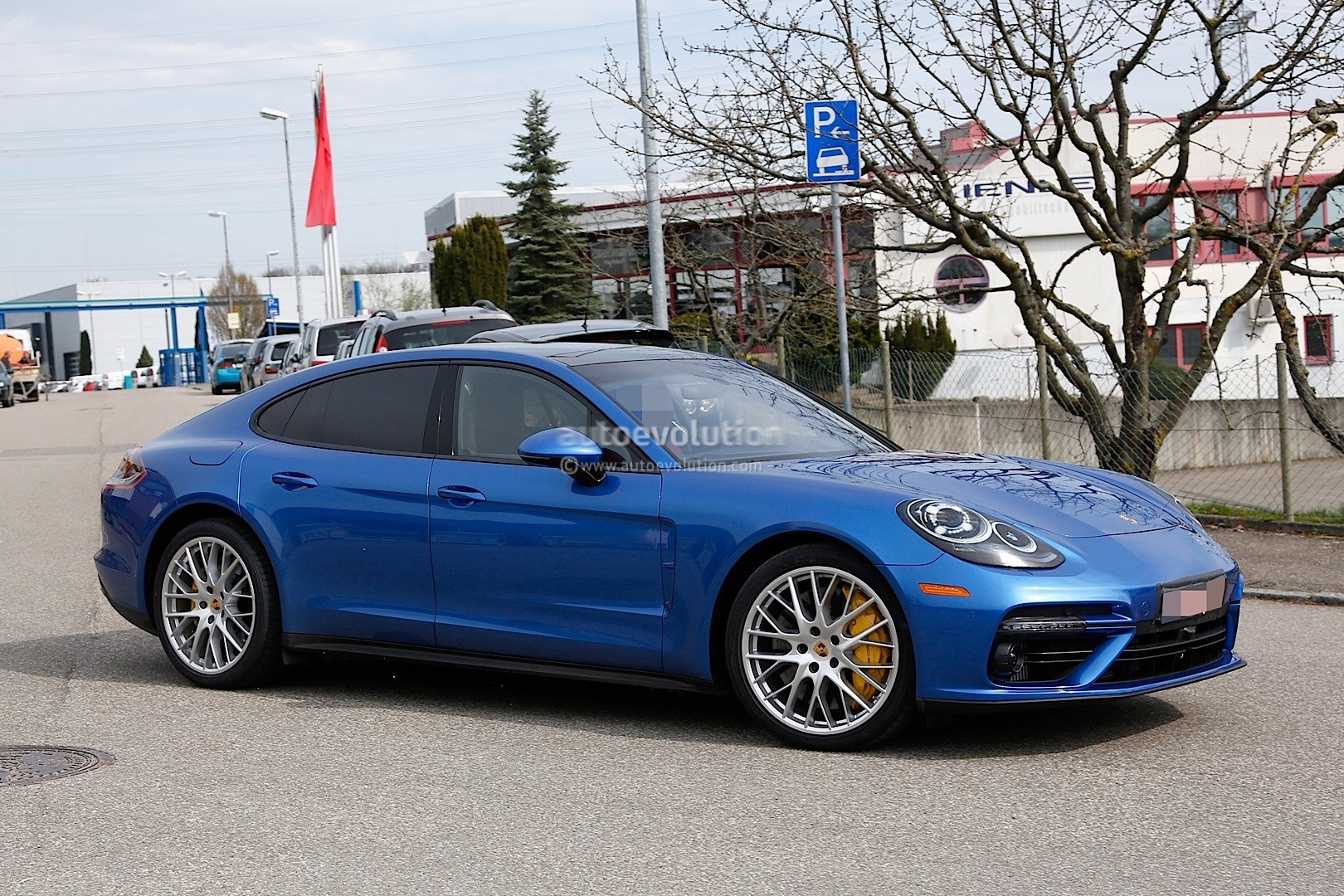 porsche reveals new panamera turbo will lap nurburgring as. Black Bedroom Furniture Sets. Home Design Ideas